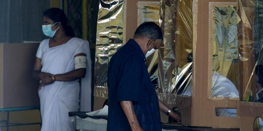 Sri Lanka Poll 25 Per Cent Voting Until 10 Am Amidst Covid 19 Fear The New Indian Express