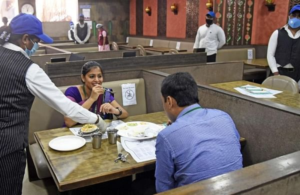 Wear masks, wash hands: Maharashtra govt frames SOPs for reopening of restaurants