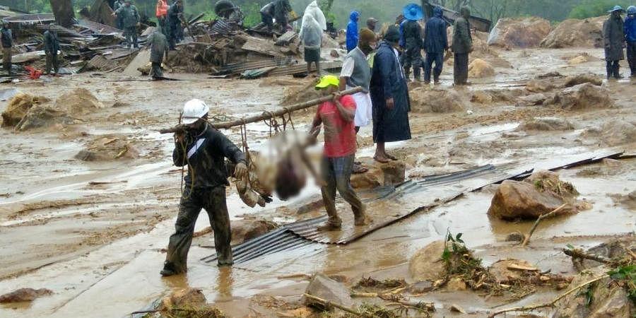 Kerala landslide