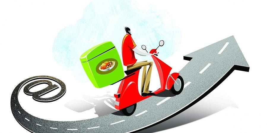 online food delivery, swiggy, zomato