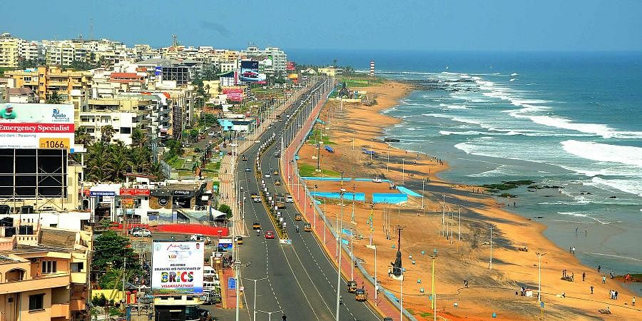 Visakhapatnam has now become the sixth district in Andhra Pradesh to have reported over 10,000 coronavirus cases