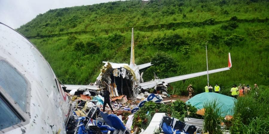 Air India Express, Kerala Plane Crash