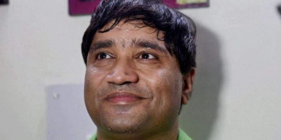 Magsaysay award winning IFS officer Sanjiv Chaturvedi