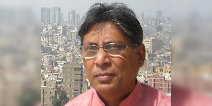 Author Anisur Rahman