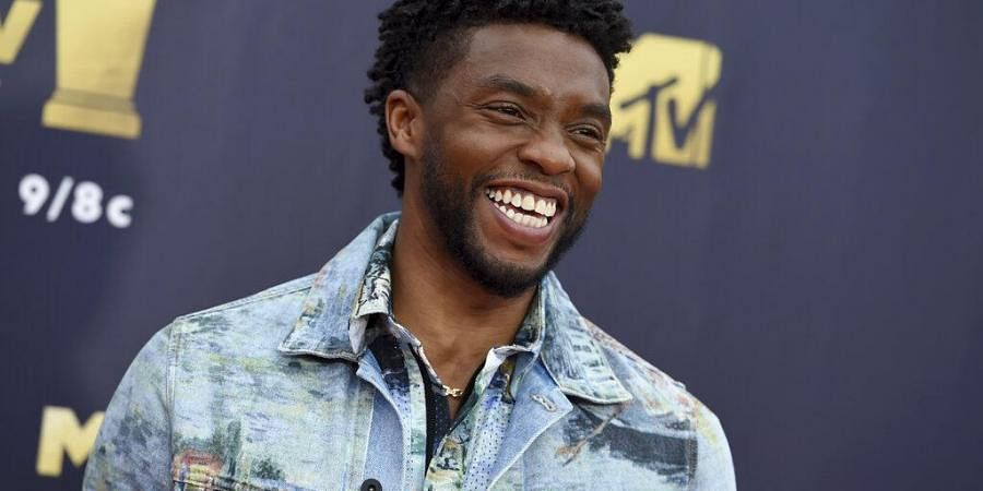 'Black Panther' star Chadwick Boseman