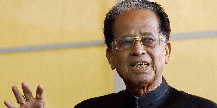 Former Assam CM Tarun Gogoi.   (File   PTI)
