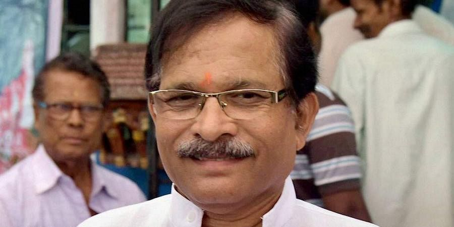 Union Minister of State for AYUSH Shripad Naik