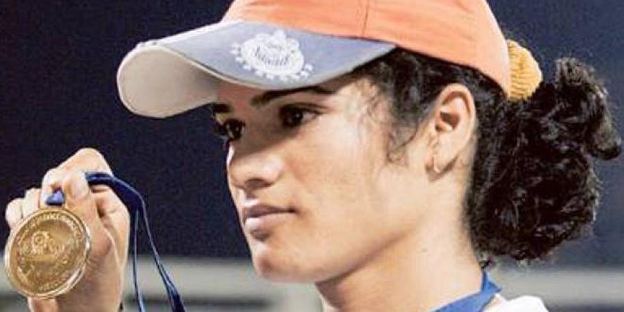 Asian Games gold medalist Pinki Pramanik