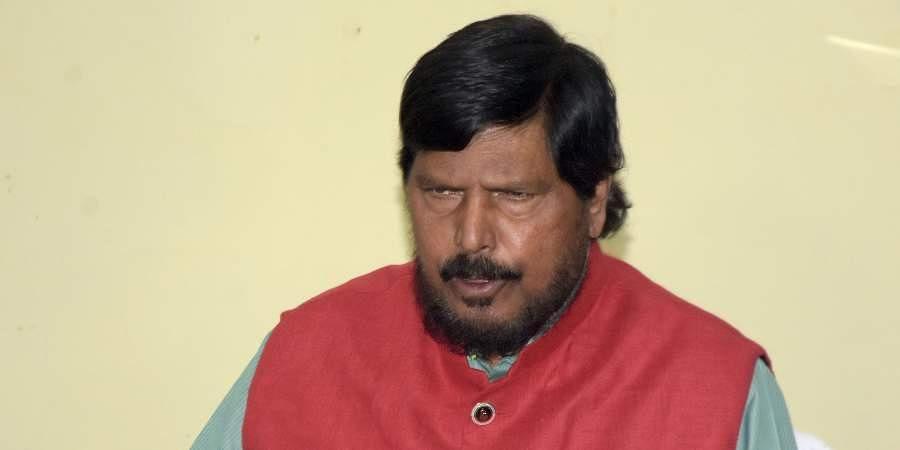 Union MinisterRamdas Athawale