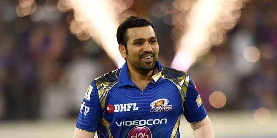Mumbai Indians captain Rohit Sharma