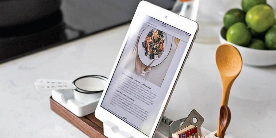 Food tech, recipes, cooking, AI