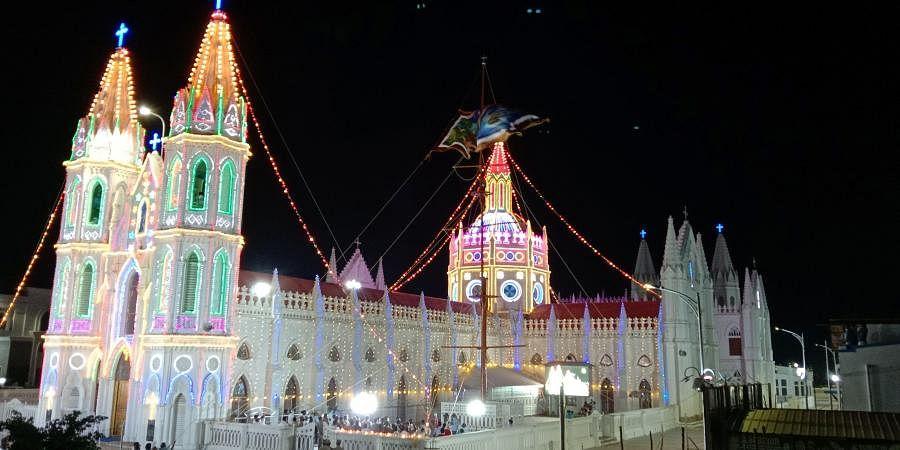 Velankanni Shrine Basilica