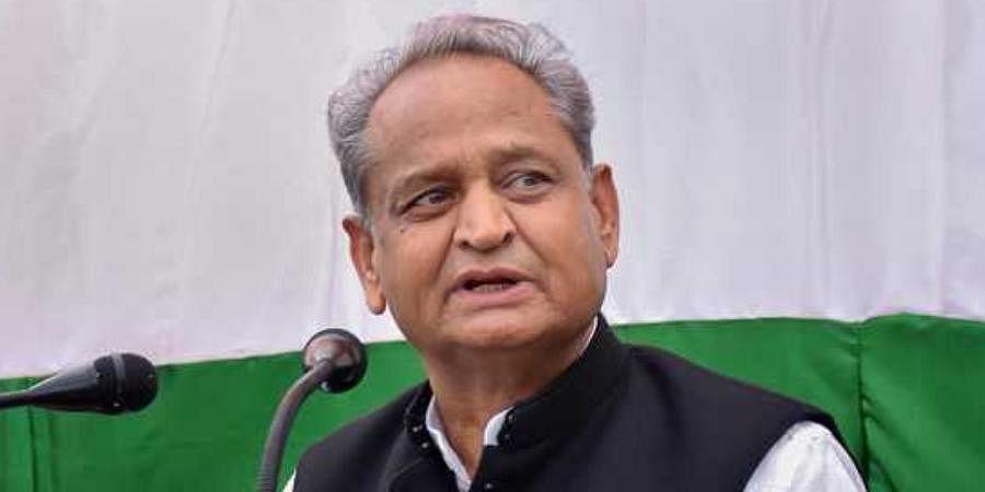 Rajasthan CM Ashok Gehlot
