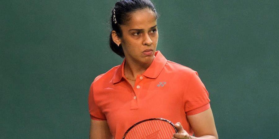 Indian badminton ace Saina Nehwal