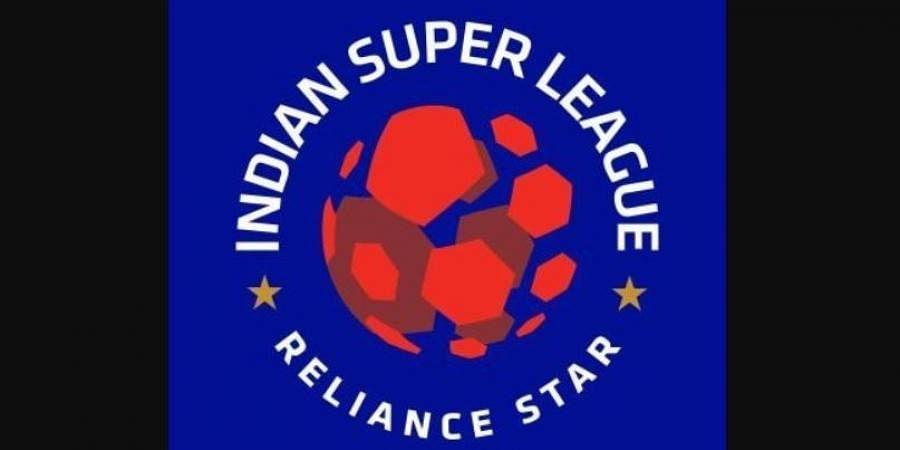 Indian Super League logo.