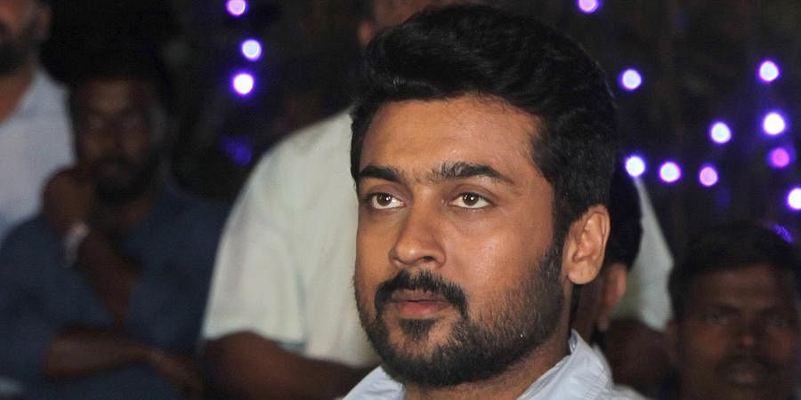 Kollywood actor Suriya