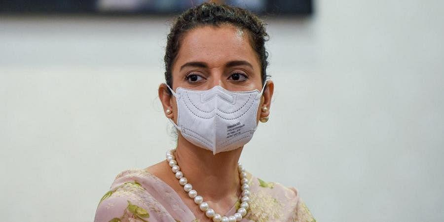 Actress Kangana Ranaut (Photo | PTI)