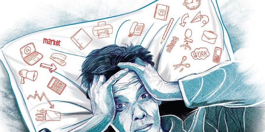 Anxiety, COVID anxiety, Depression, Stress