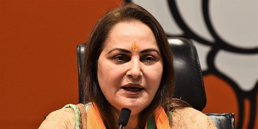 Rampur BJP candidate Jaya Prada