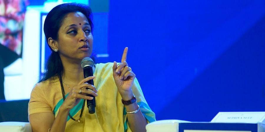 NCP Lok Sabha MP Supriya Sule