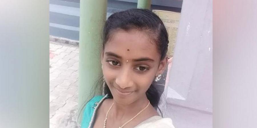 15-year-old Subikhsa
