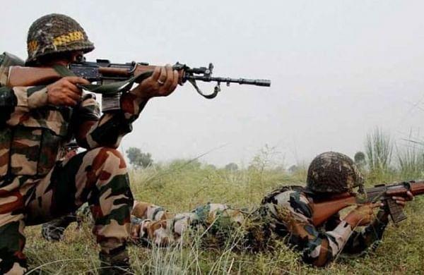 Three Hizbul Mujahideen militants, woman killed in Srinagar gunfight, CRPF man injured