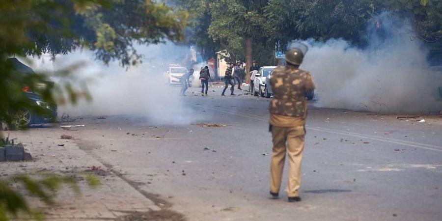 Delhi riots, Delhi violence