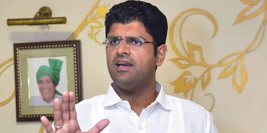 Haryana Deputy CM Dushyant Chautala