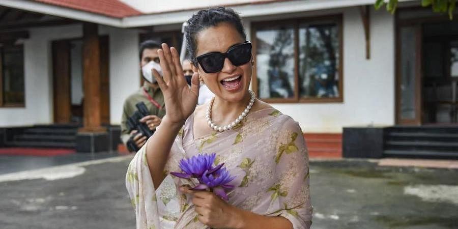 Actress Kangana Ranaut (Photo   PTI)