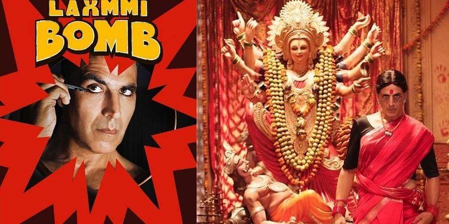 Akshay Kumar in 'Laxmmi Bomb'