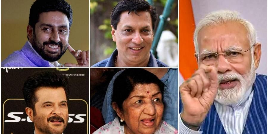 Bollywood celebrities greeted PM Narendra Modi on his 70th birthday