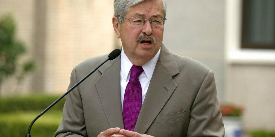 U.S. Ambassador to China Terry Branstad