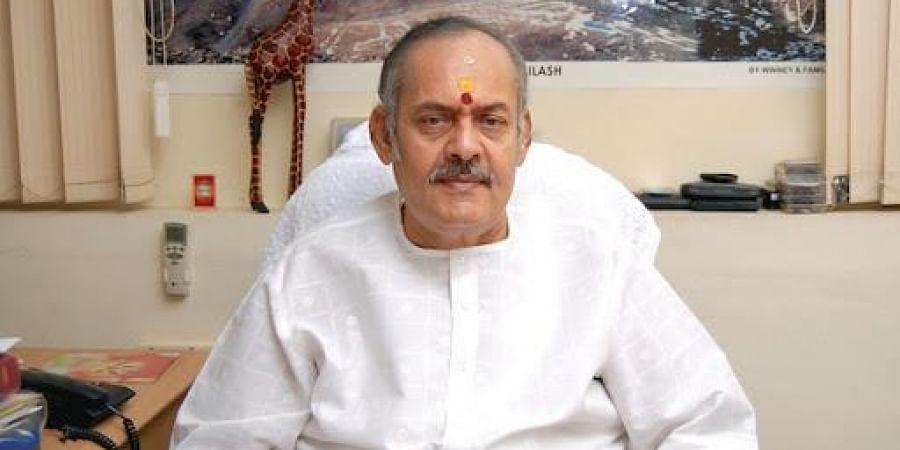 P R Krishnakumar, Chairman and Managing Director of the Arya Vaidya Pharmacy (AVP) Coimbatore