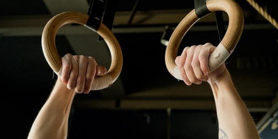 gymnast, gymnastics