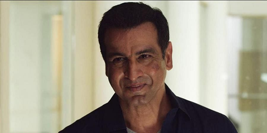 Actor Ronit Roy