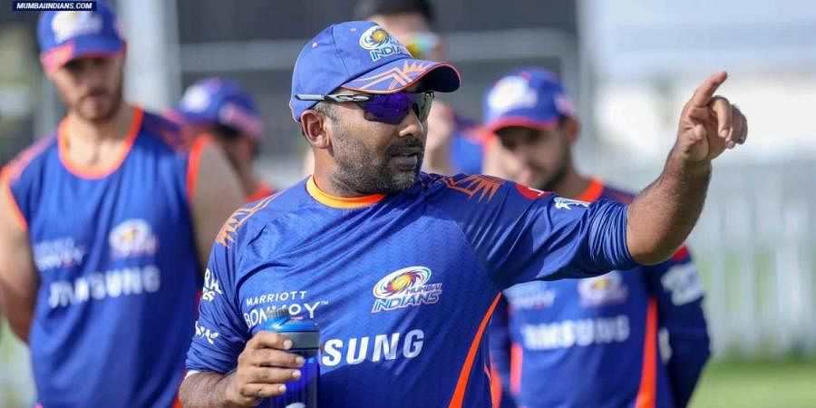 Mumbai Indians coach Mahela Jayawardene