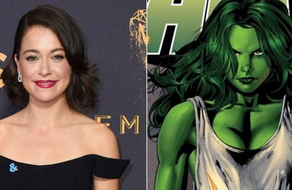 'She-Hulk' casts 'Orphan Black' stars Tatiana Maslany in title role