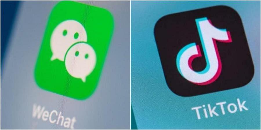 WeChat and TikTok