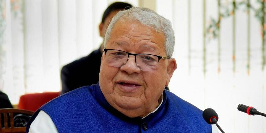 Rajasthan Governor Kalraj Mishra