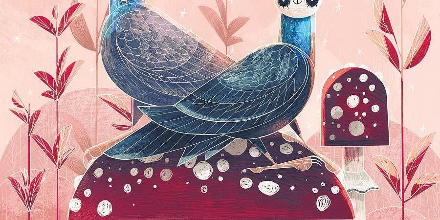 Artworks by Kristina Kister,Shikha Nambiar