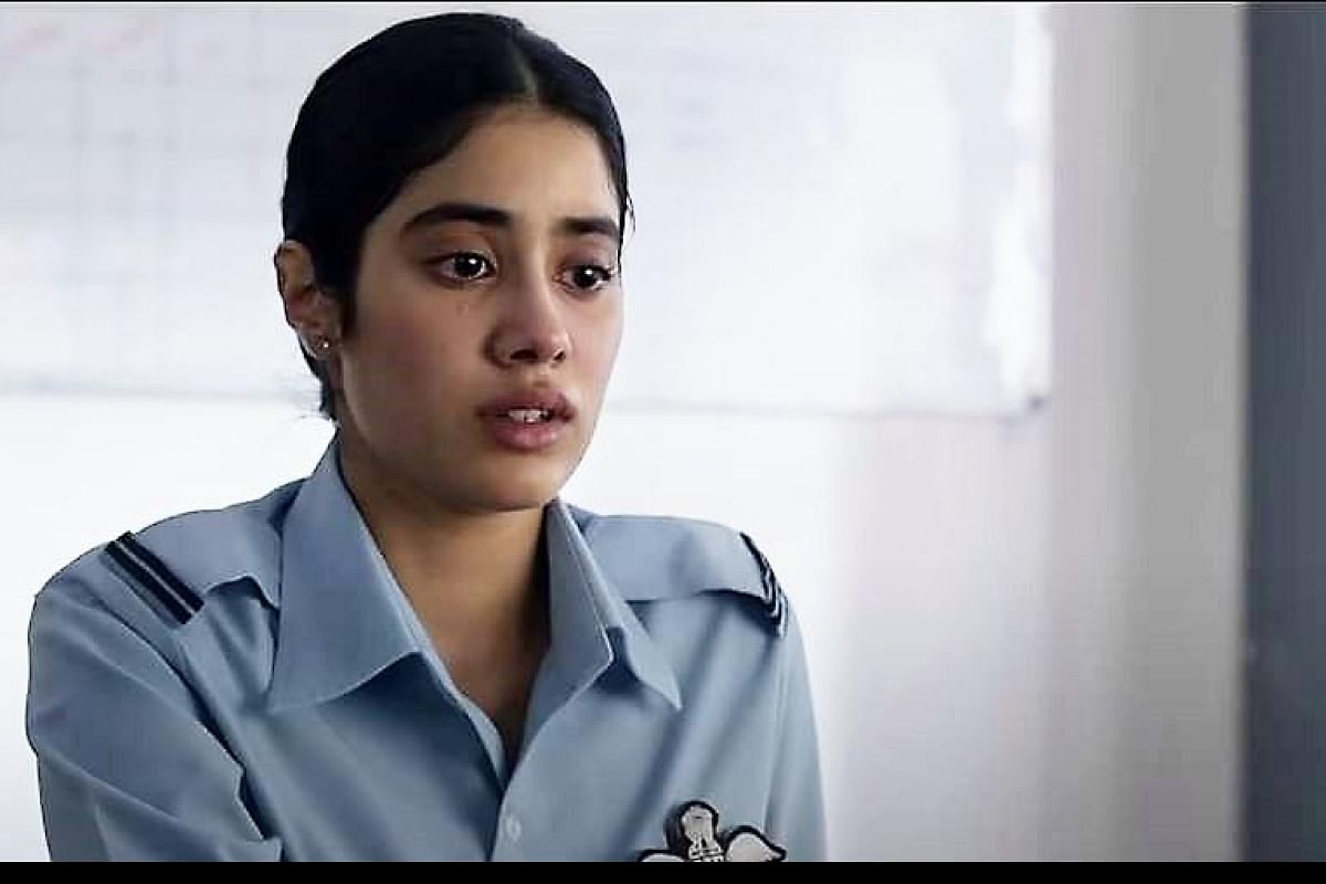 Hc Refuses To Stay Streaming Of Netflix Movie Gunjan Saxena The Kargil Girl The New Indian Express