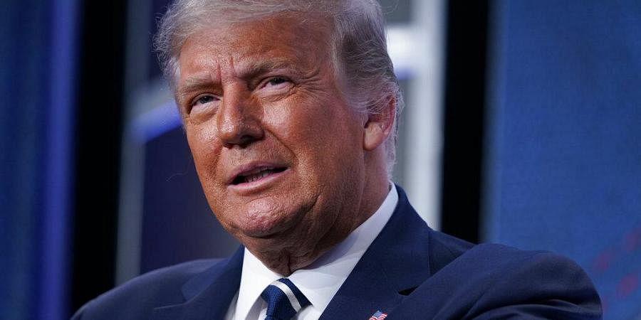 President Donald Trump. (Photo | AP)