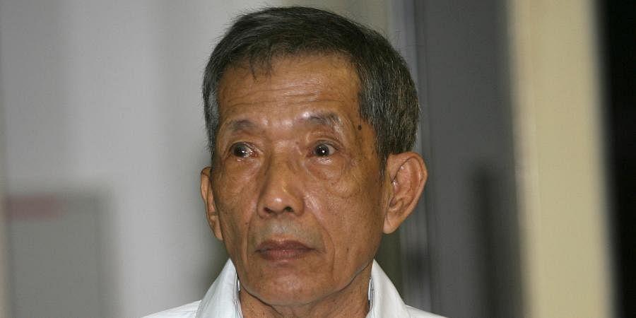 Former Khmer Rouge prison chief Kaing Guek Eav