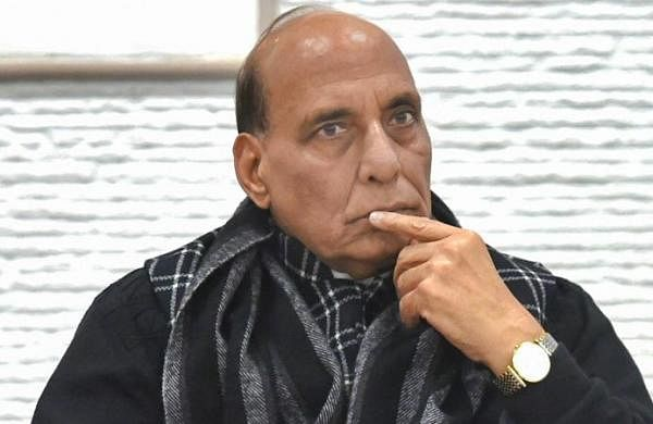 Opposition members' conduct in Rajya Sabha 'shameful': Defence Minister Rajnath Singh