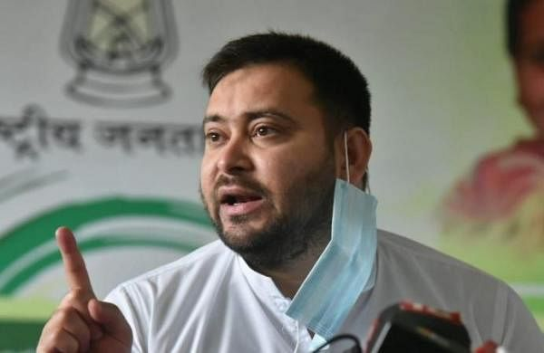 Tejashwi Yadav challenges Bihar CM Nitish to visit police stations in disguise to witness reality of corruption