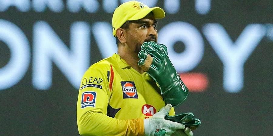 IPL 2020: MS Dhoni sends social media into a frenzy with his new beard look- The New Indian Express