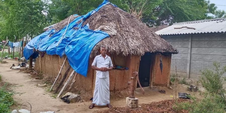Kadugur Panchayat President S Dharmalingam