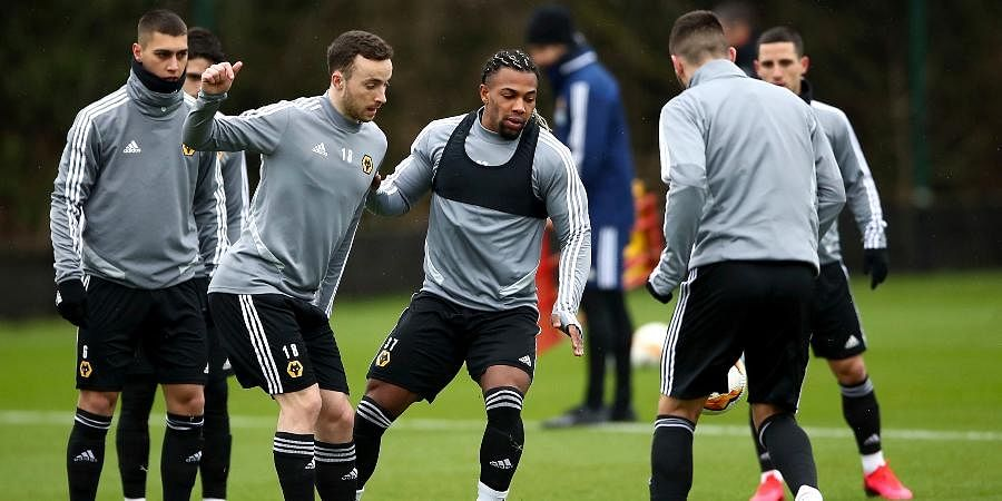 liverpool to sign portugal forward diogo jota says wolverhampton the new indian express liverpool to sign portugal forward