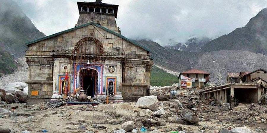 Kedarnath temple (Photo| PTI)