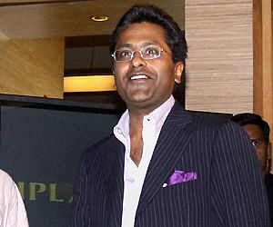 Lalit Modi: The godfather of the tournament, one who envisioned the potential riches. But has since become persona non grata for various reasons. (Photo | ENS)